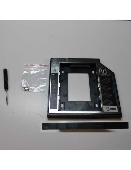 Caddy 2 eme disque dur ou SSD en place du lecteur CD/DVD