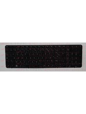 Clavier Français AZERTY noir   type 633736-051  pour portable HP COMPAQ