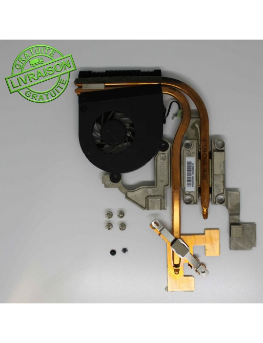 Ventirad complet Packard bell Easynote TK81 SB PEW96 AT0C6005DR015Q002354RO