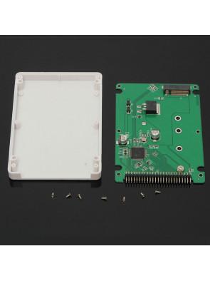 Adaptateur IDE 44 pin SSD SATA M.2 NGFF 2.5 pouces