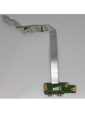 2 Ports USB + Nappe Pour HP Pavilion DV7-4040 - DA0LX7TB4D0