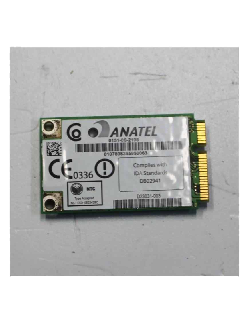 Intel D23031-005 WLAN Mini Anatel Carte - WM3945ABG