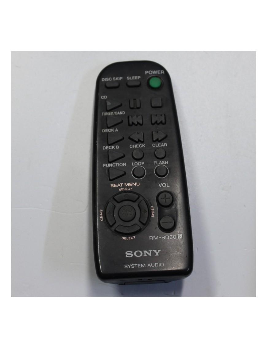 Télécommande SONY - RM-SD80