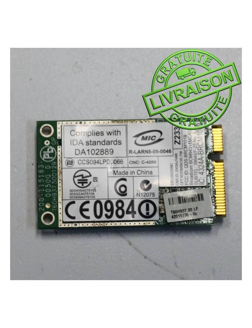 Carte Wifi MIC - BCM94311MCAG T60H937.00