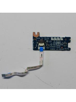 Carte Audio + Nappe pour DELL E5540 - LS-9834P