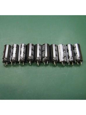 10 X Condensateur 16V 1800uf