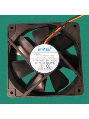 Ventilateur 120 mm 2300 tr/min silencieux