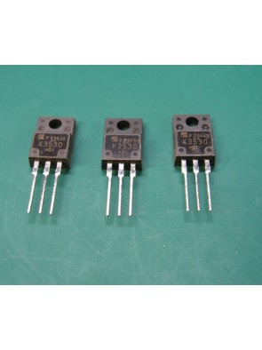 3 X Transistor 2SK3530 Mosfet TO220