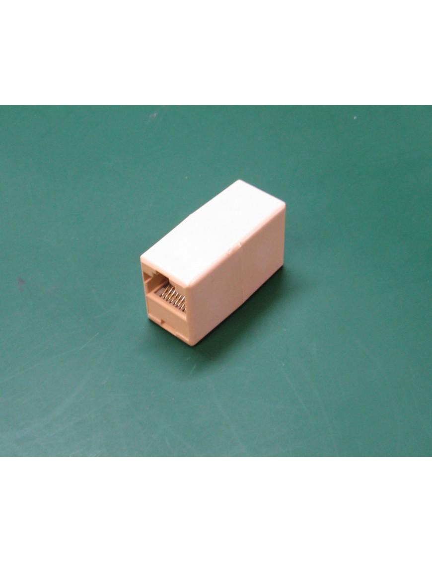 Raccord câble réseau Femelle/Femelle