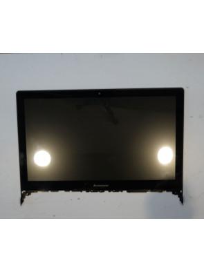 Écran tactile Lenovo flex 2-15  B156XTN03.5 assemblé