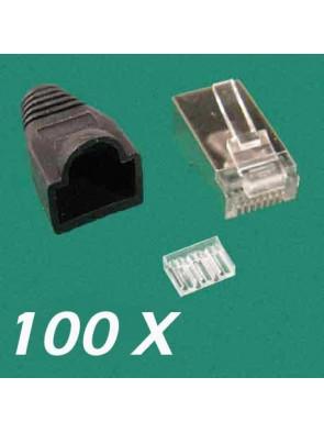 5 X Condensateur 10V 3300uf