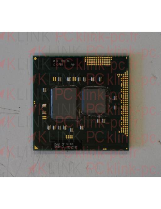 Processeur Intel Core i3-370M 2.4Ghz  SLBUK